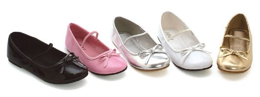 Childrens Ballet Slipper