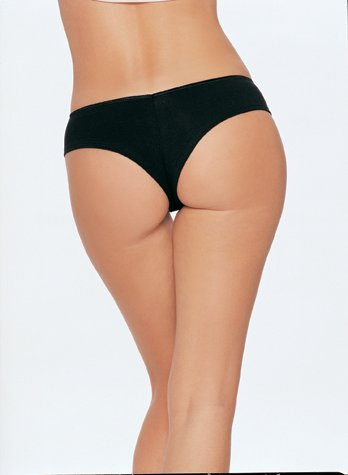 Low Rise Tanga Shorts