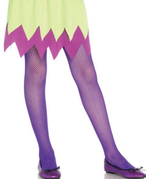 2878299c70d46 Pink Impulse > Kids Costume Accessories > Children's Fishnet Tights