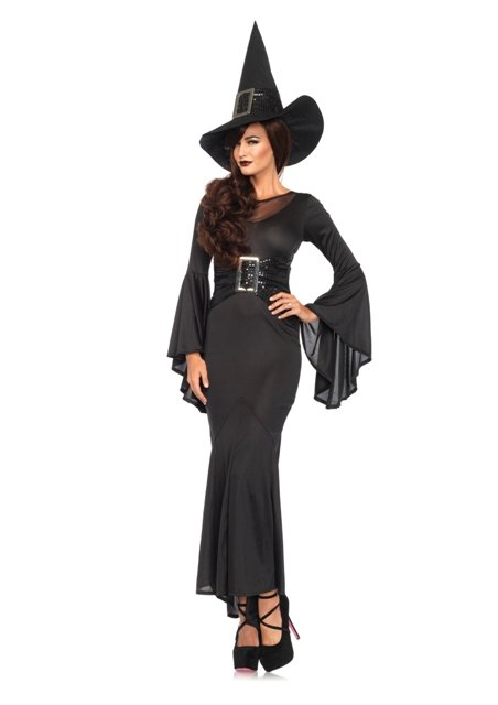 Wickedly Sexy Witch Costume
