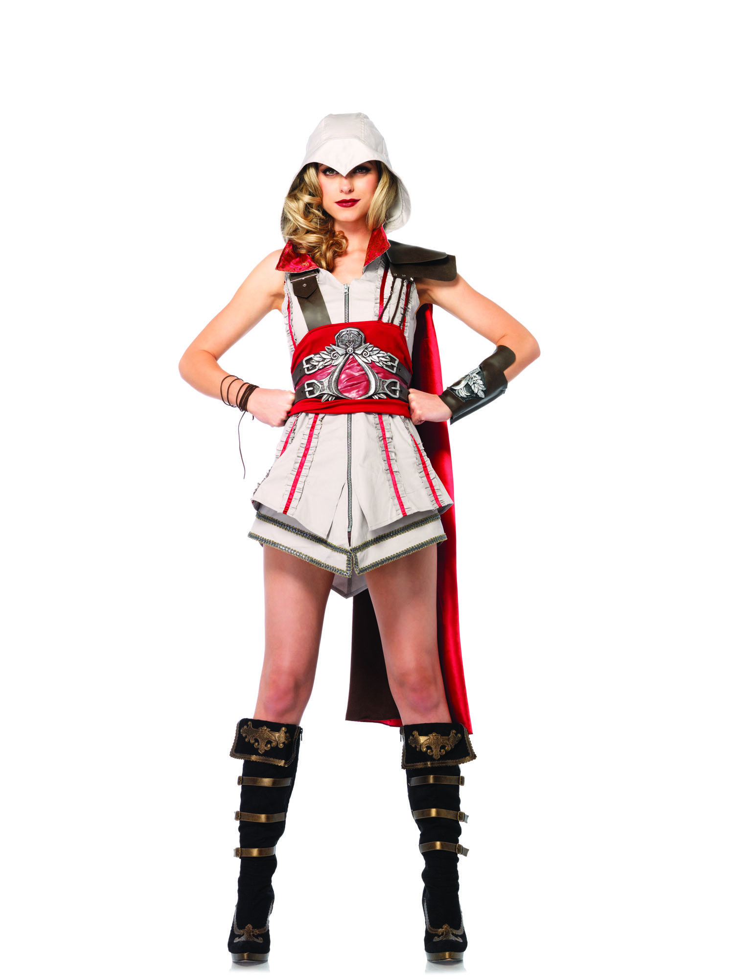 Ezio Girl Assassins Creed II Costume