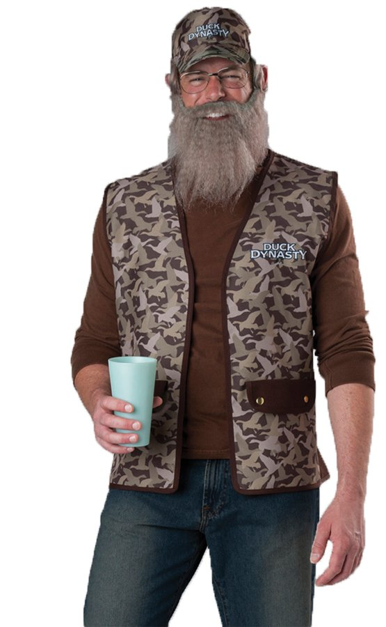 Adult Duck Dynasty Uncle Si