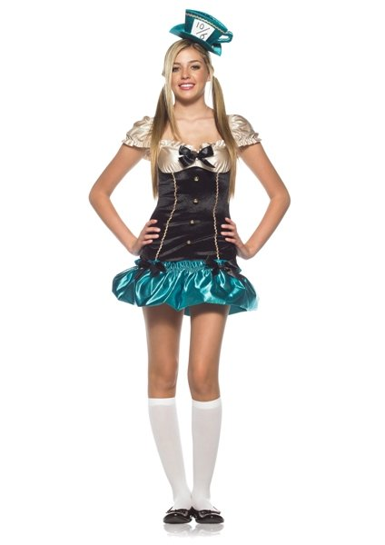 Tea Party Hostess Junior Costume