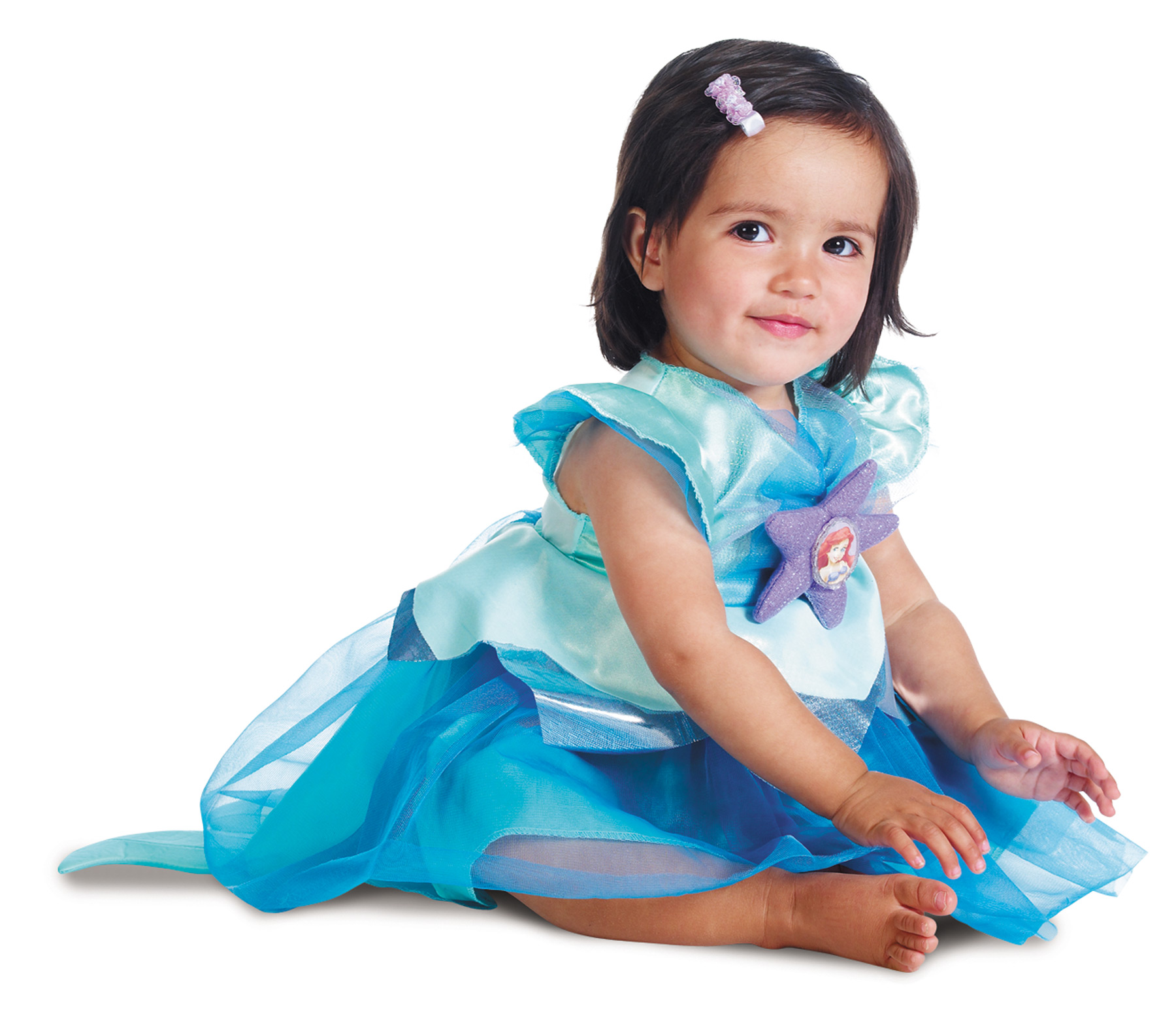 Ariel Little Mermaid Baby Costume