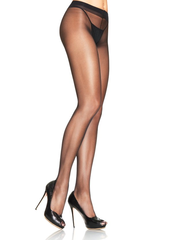 Spandex Sheer to Waist Support Pantyhose