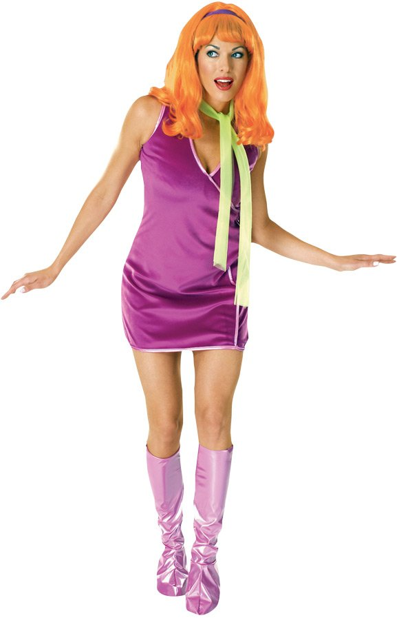 Adult Daphne Scooby-Doo Costume