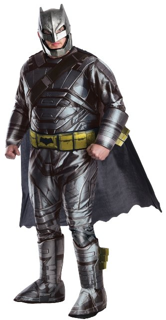 Batman Armored Plus Size Costume