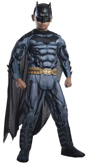 Batman Deluxe Muscle Child Costume