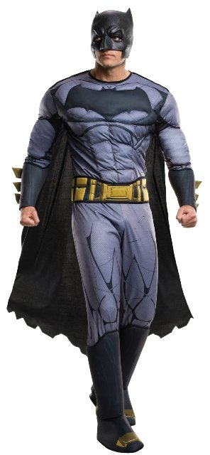 Batman Adult Deluxe Muscle Costume
