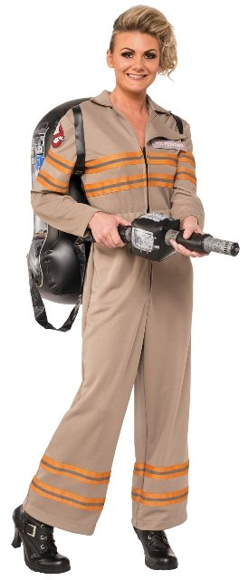 Ghostbusters 3 Deluxe Female Costume