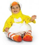 Newborn Hatching Chickie Costume