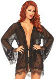 Sheer Robe Set