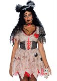 Deadly Voodoo Doll Costume