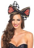 Wonderland Multi-Use Oversized Bow with Glitter Detail