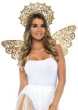 Golden Angel Costume