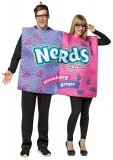 Nerds Box Couple Costume