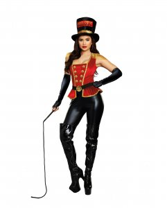 The Lion Tamer Women's Costume