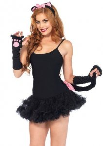 Pretty Kitty Accessory Costume Kit