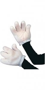 Cartoon Animal Adult Gloves