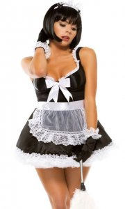 Domestic Delight - Sexy French Maid Costume