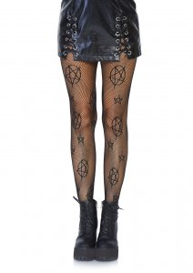 Occult Net Tights