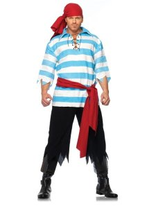 Pillaging Pirate Men's Costume