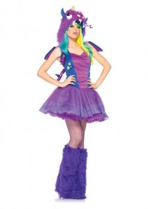 Darling Dragon Women's Costume