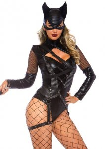 Villainess Vixen Costume