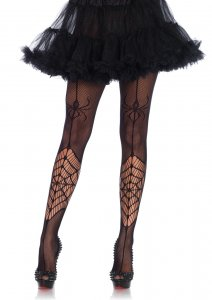 Itsy Bitsy Spider Net Tights
