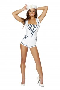 Anchors Away Sailor Costume