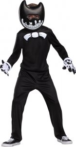 Boy's Ink Bendy Classic Costume