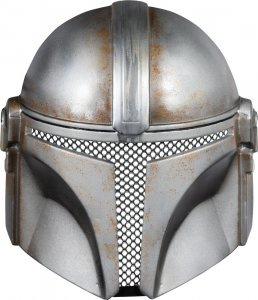 The Mandalorian 1/2 Mask Adult