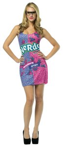 Nestle Nerd Teen Dress with Glasses