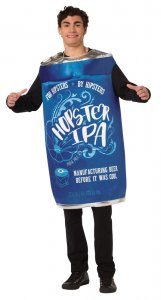 Craft Beer Adult Costume