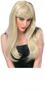 Glamour Blonde Wig